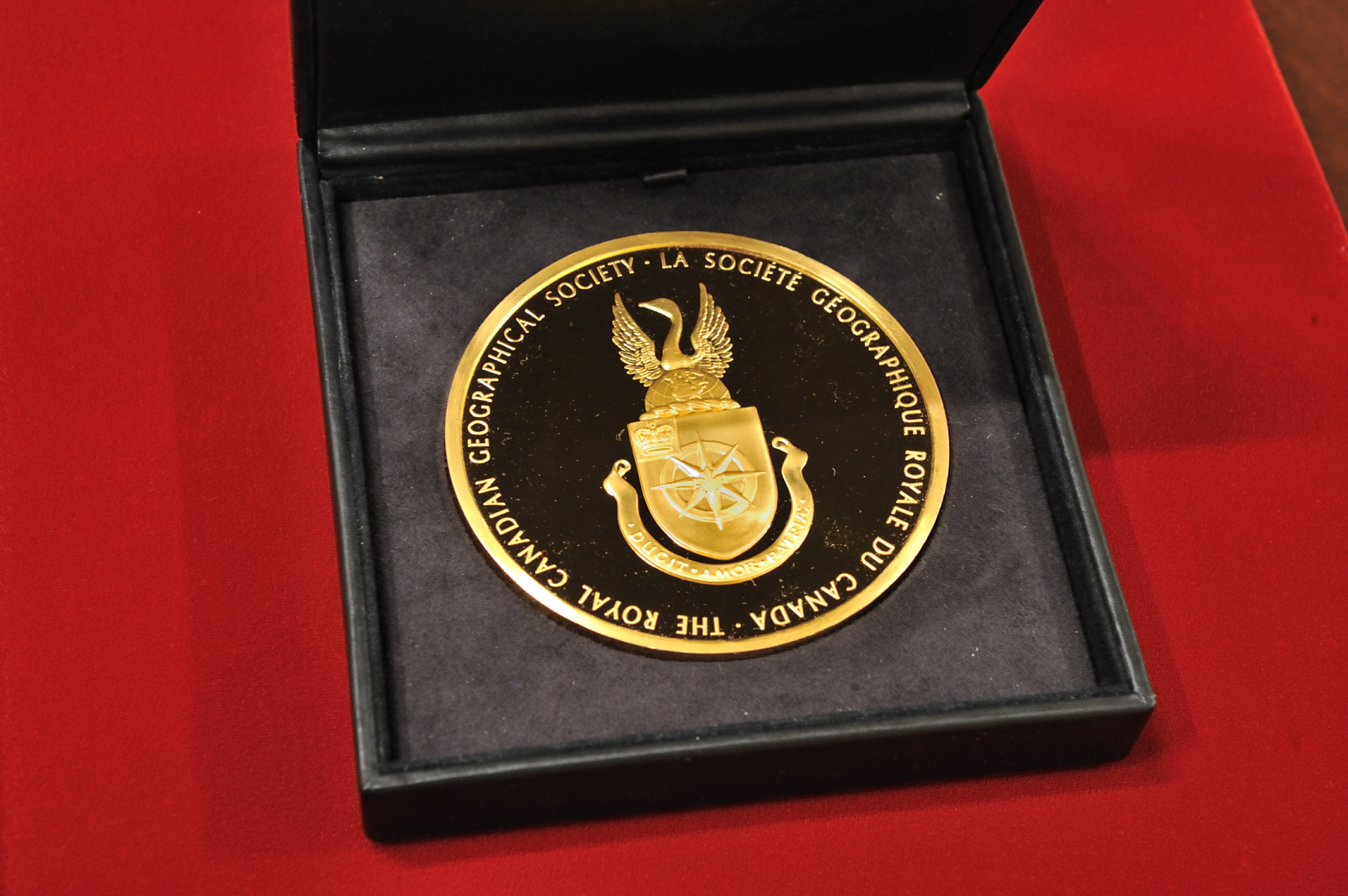 Each year, the Massey Medal is awarded in recognition of outstanding career achievement in the exploration, development or description of the geography of Canada.