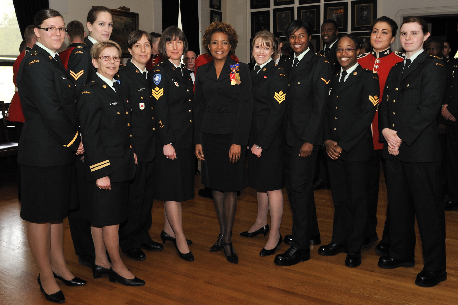 The Governor General of Canada > Photos > Visit to the ...