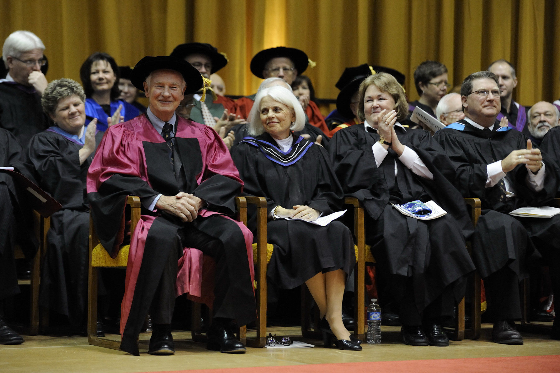 Prior to becoming the 28th governor general of Canada on October 1, 2010, His Excellency had been the president and vice-chancellor of the University of Waterloo since June 1999.