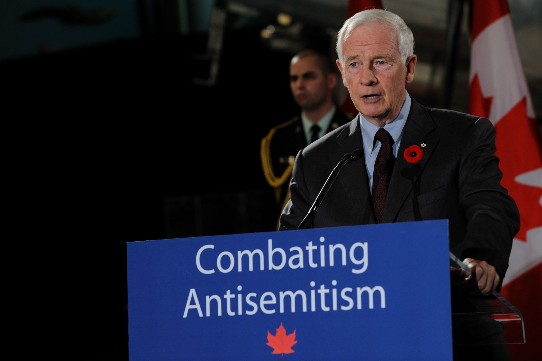 The Governor General delivered remarks during the opening reception of the Ottawa Conference on Combating Antisemitism at the Canada Aviation and Space Museum.