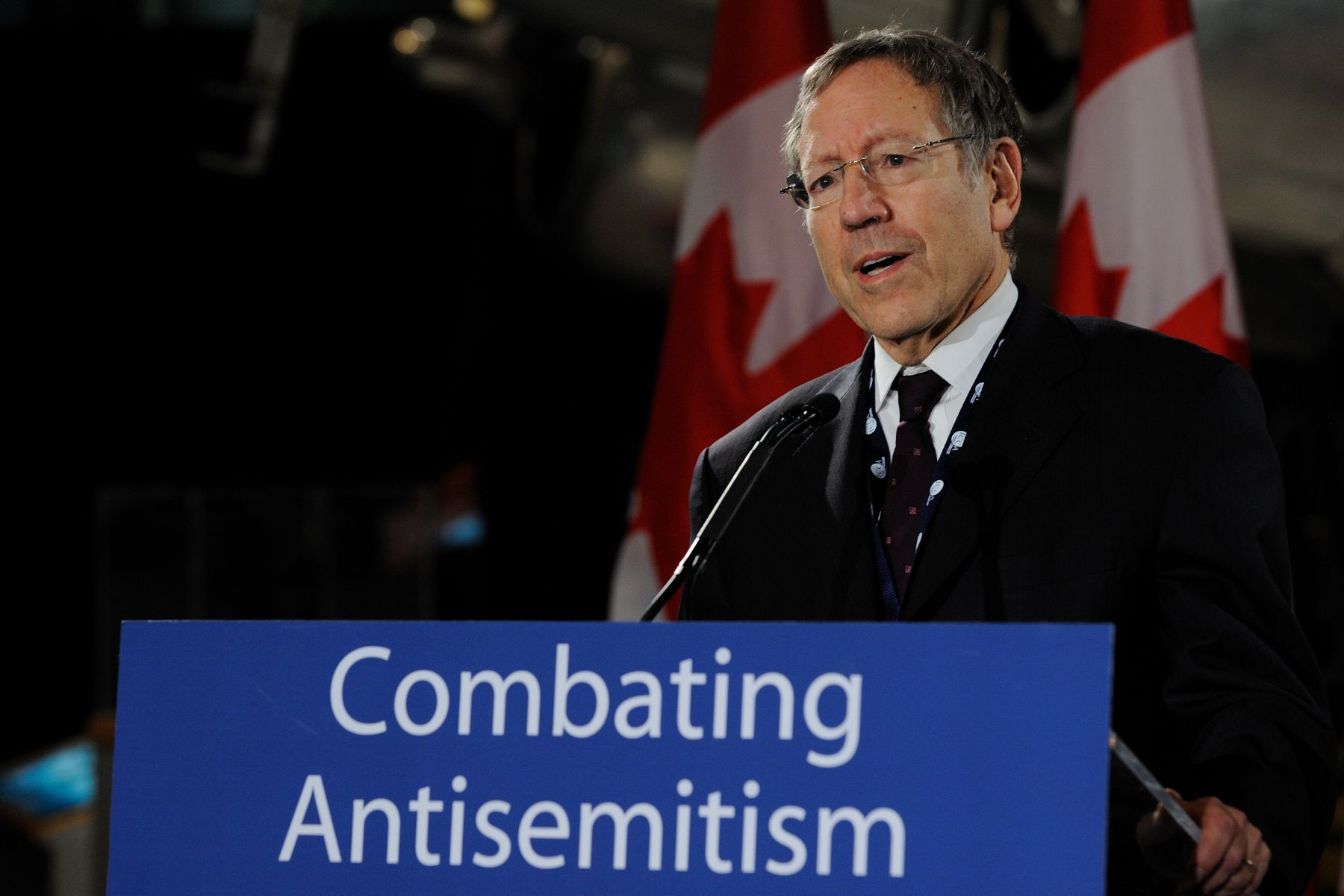 The Honourable Irwin COTLER, Member of Parliament for Mount Royal, was among the speakers.