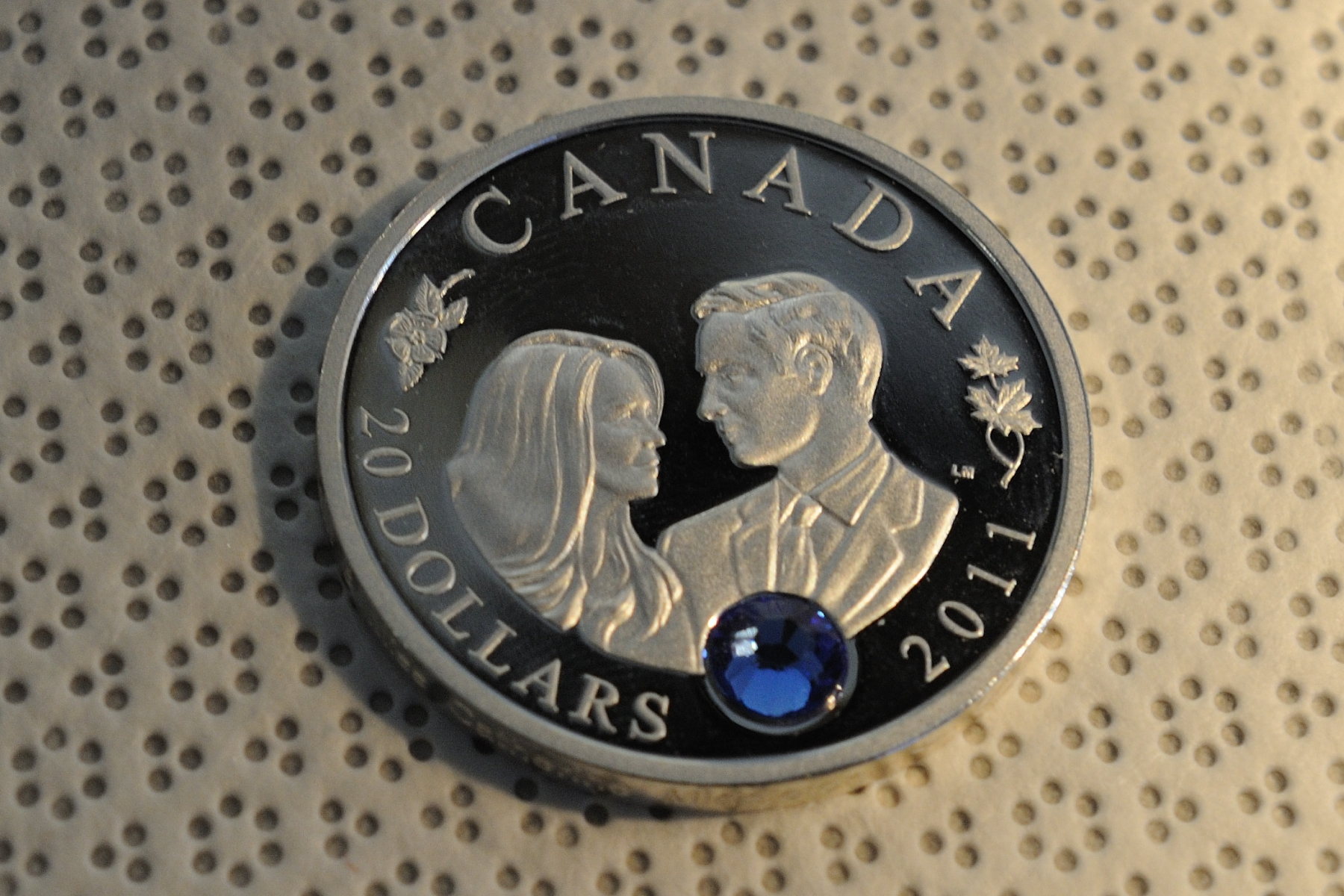 The design was created by accomplished Canadian artist and coin designer Laurie McGraw of Guelph, Ontario, and expertly engraved by Royal Canadian Mint Engraver Josie Osio.