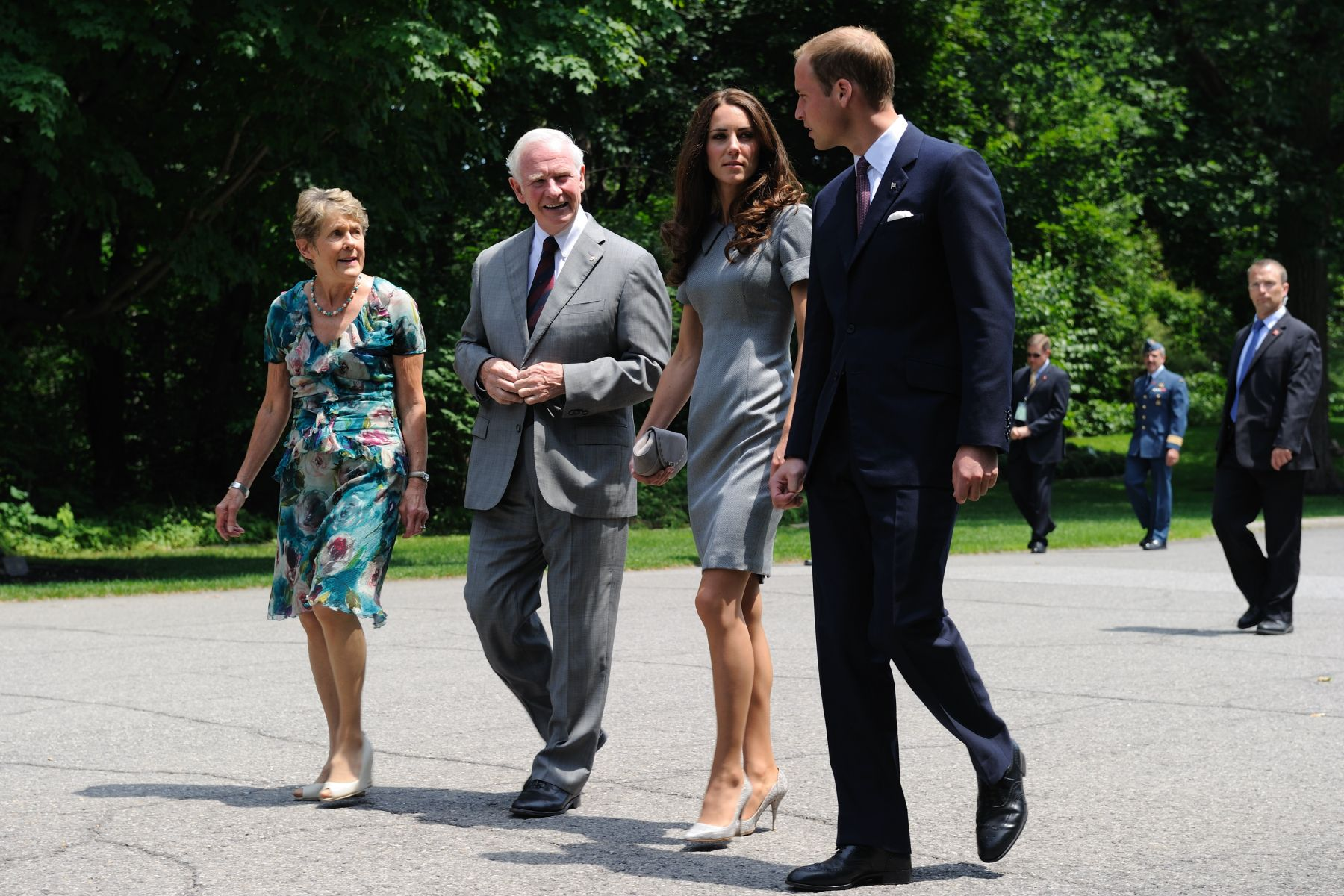 Their Excellencies hosted Their Royal Highnesses during their stay in Canada's Capital Region.