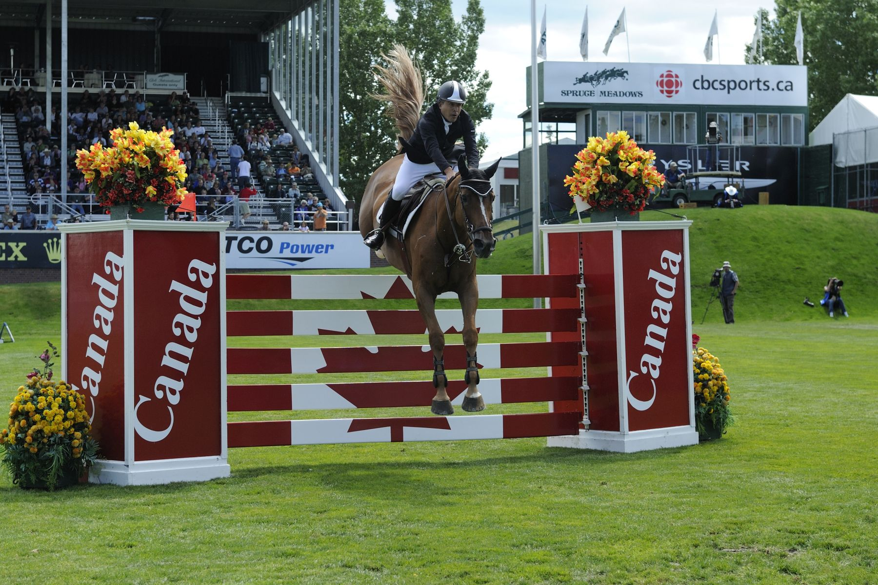 Located in Calgary, Spruce Meadows is committed to being the leading venue in the world for international horse sports.