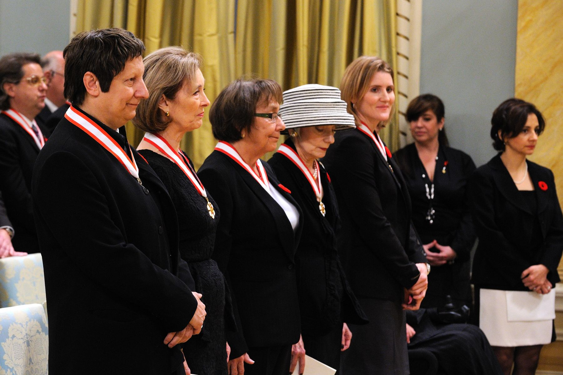 The Order of Canada was created in 1967, during Canada's centennial year, to recognize a lifetime of outstanding achievement, dedication to the community and service to the nation. Since its creation, more than 5 000 people from all sectors of society have been invested into the Order.