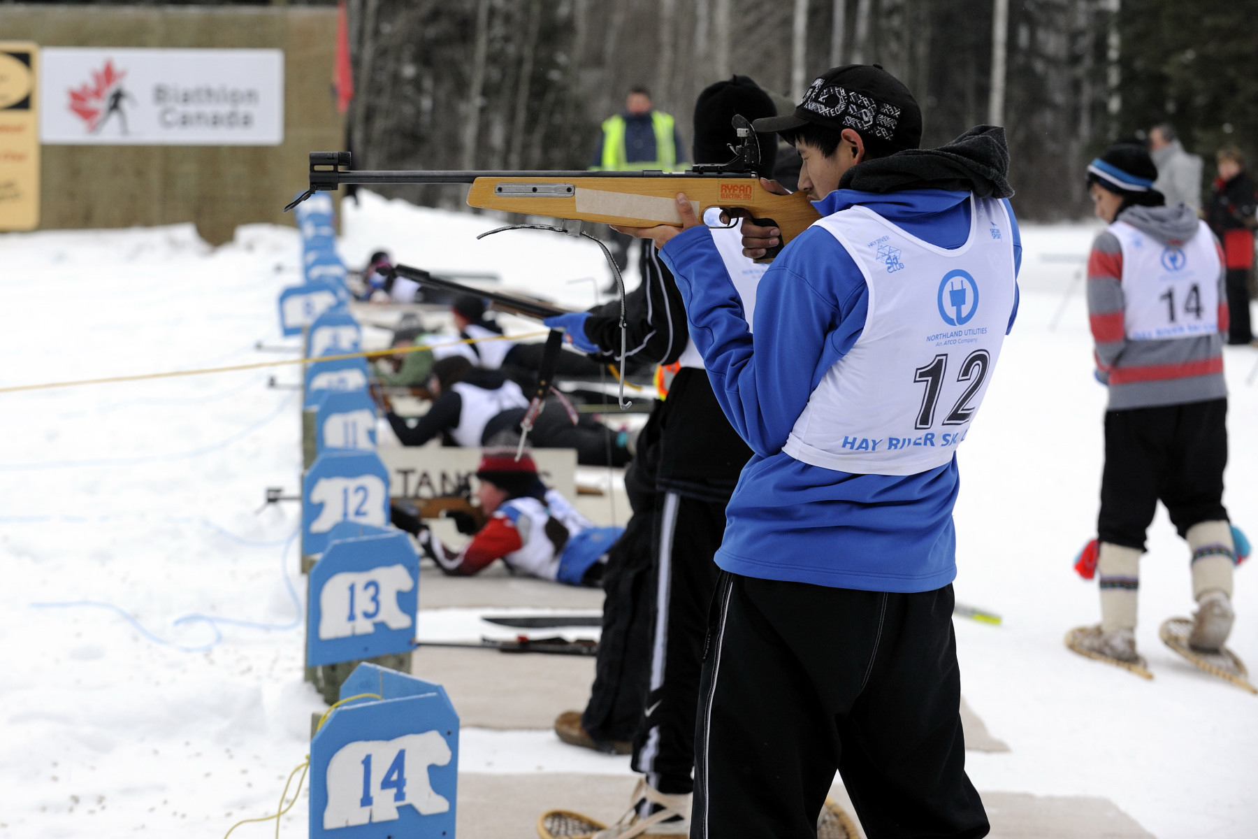 The 22nd Arctic Winter Games, a circumpolar sport competition, will be held in the city of Whitehorse, in the Yukon Territory, in March 2012.