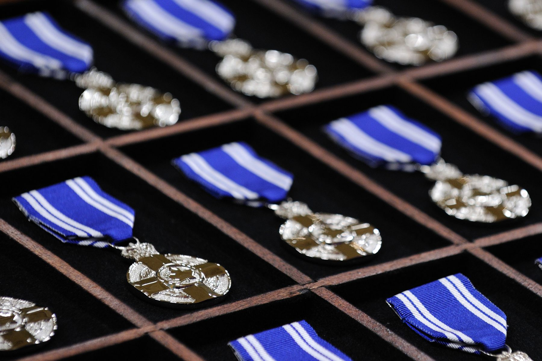 On January 26, 2012, the Governor General and Commander-in-Chief of Canada presented seven Medals of Military Valour to members of the Canadian Forces who have displayed gallantry and devotion to duty in combat, as well as four Meritorious Service Crosses (Military Division) and 28 Meritorious Service Medals (Military Division) to individuals whose specific achievements have brought honour to the Canadian Forces and to Canada.