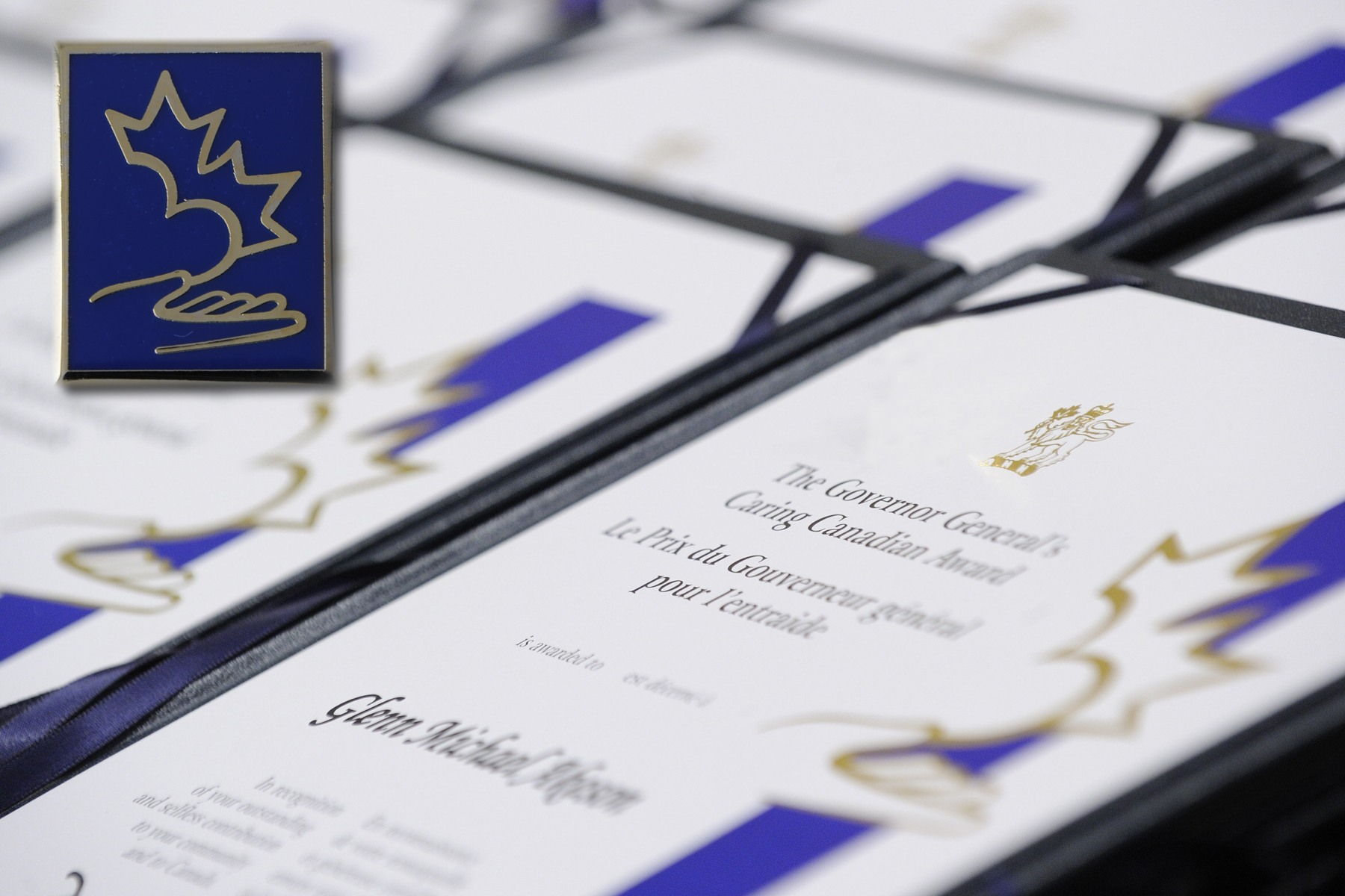 As part of the Governor General's program to highlight National Volunteer Week, His Excellency presented the Governor General's Caring Canadian Award to 28 volunteers from across the country and various sectors during a ceremony at Rideau Hall.