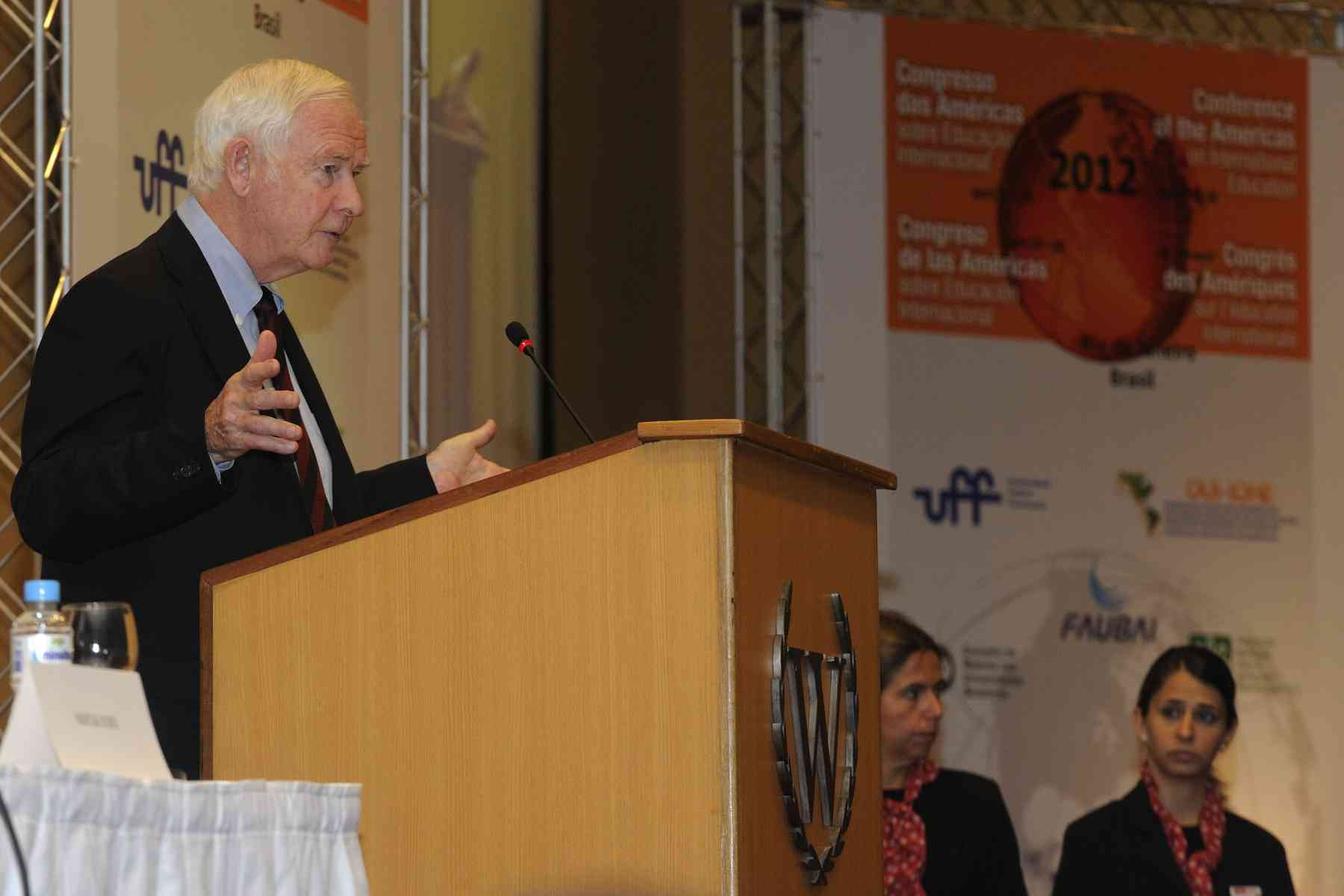 The Governor General delivered the opening address of the Conference of the Americas on International Education (CAIE).