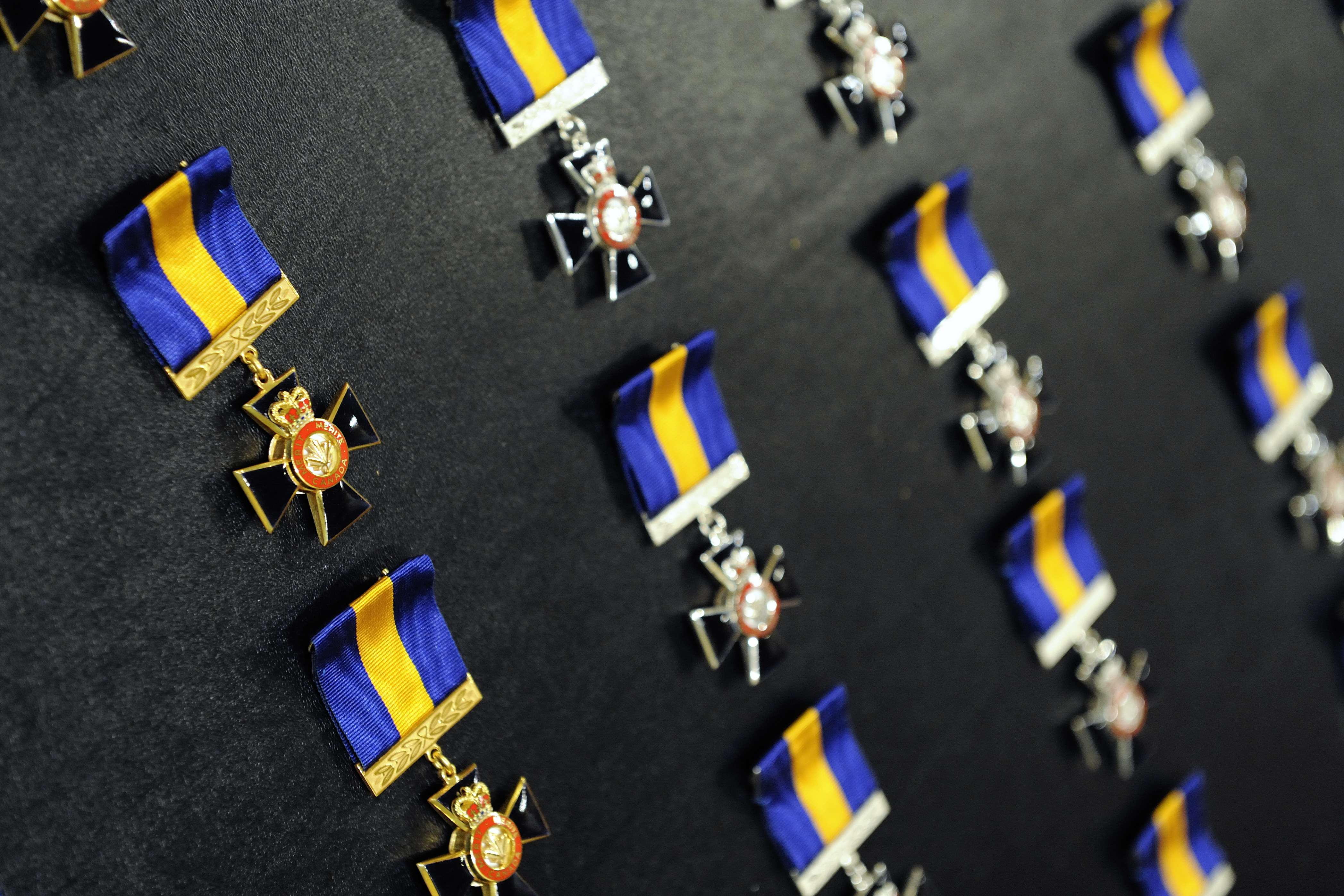 The Governor General, who is chancellor of the Order of Merit of the Police Forces, bestowed the honour on 1 Commander, 9 Officers and 24 Members.