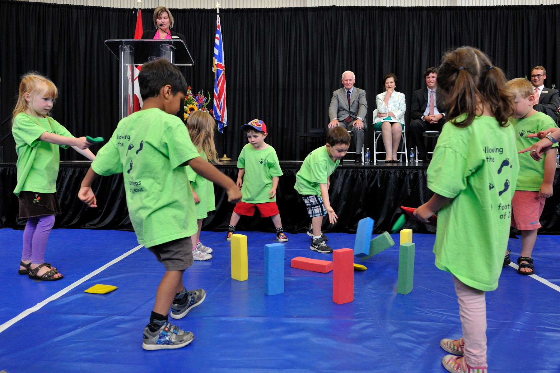 Support from the new Smart & Caring Community Fund will expand access to a program called The ABCs of Physical Literacy developed by the Pacific Institute for Sport Excellence (PISE).