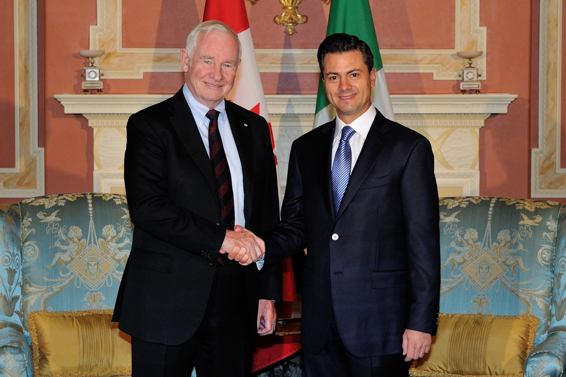 During his visit to the United Mexican States, from November 30 to December 2, the Governor General will represent Canada on the occasion of the inauguration of the new President.