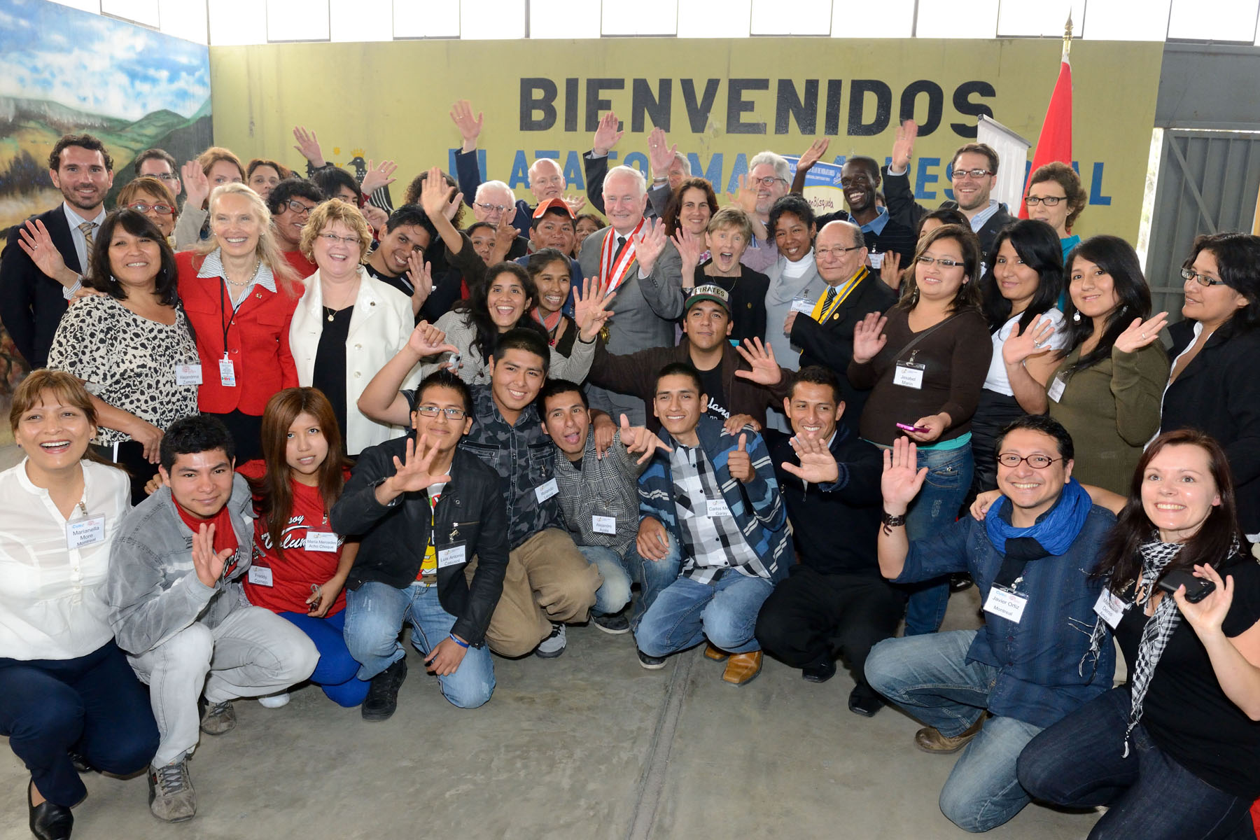 The Centro de Jóvenes y Empleo is supported by the Canadian International Development Agency (CIDA) through a Cuso project that aims to help disadvantaged youth between the ages of 15-29 develop vocational and entrepreneurial abilities and leadership skills.