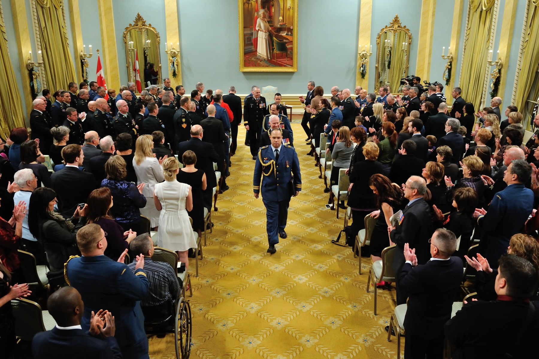The Order of Military Merit was created in 1972, to recognize meritorious service and devotion to duty by members of the Canadian Forces. The Order has three levels of membership: Commander (C.M.M.), Officer (O.M.M.) and Member (M.M.M.).