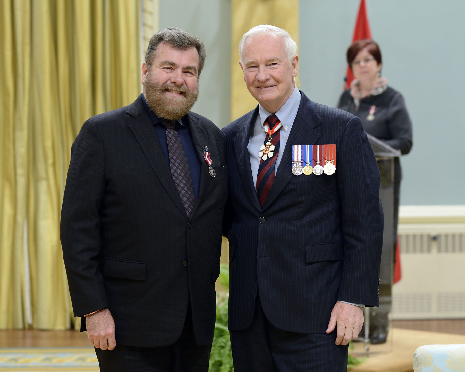 Gary Agnew (Calgary Alberta) is Alberta chair of the Canadian Forces Liaison Council. He also provides volunteer leadership and support to many organizations and global causes, including the Calgary Zoological Society.