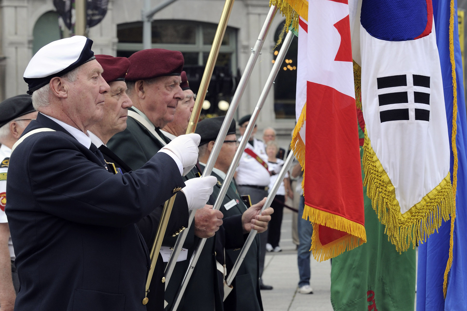 2013 marks the 60th anniversary of the Korean War Armistice and the 50th anniversary of diplomatic relations between Canada and South Korea.