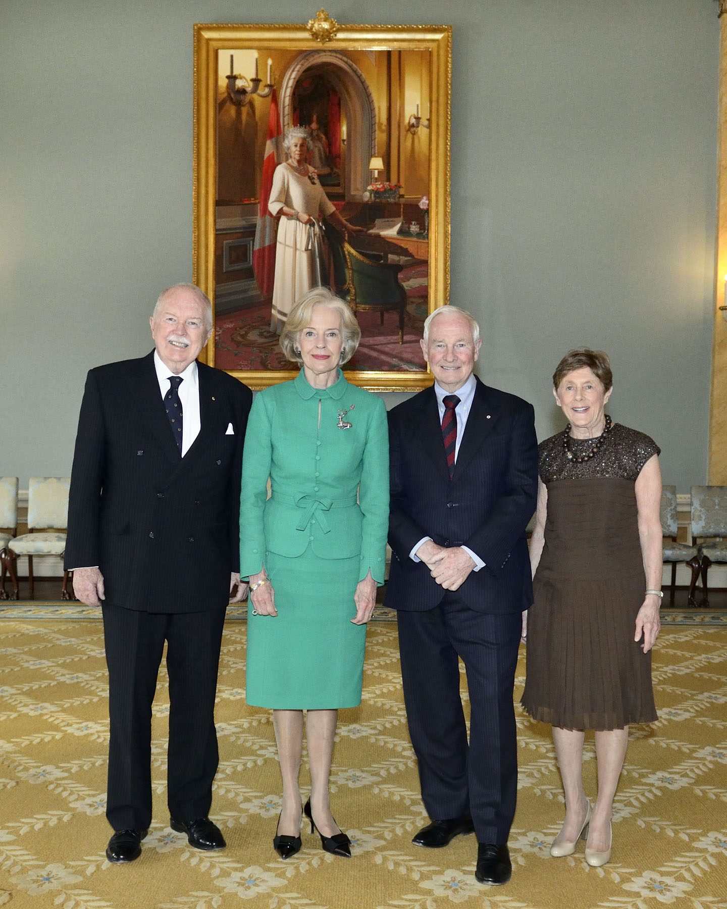 Besides coming to Ottawa, the Governor-General of Australia and Mr. Bryce are visiting Vancouver and Iqaluit during their stay in Canada.
