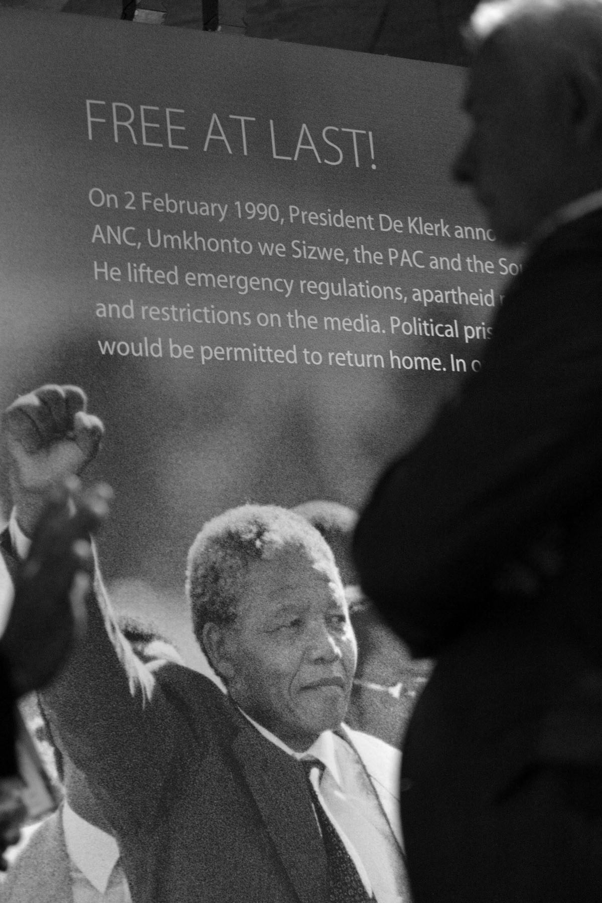 This great African leader initiated and led negotiations in the 1990s, and served as the first president of a democratic South Africa, building a new nation from the fragments of conflict.