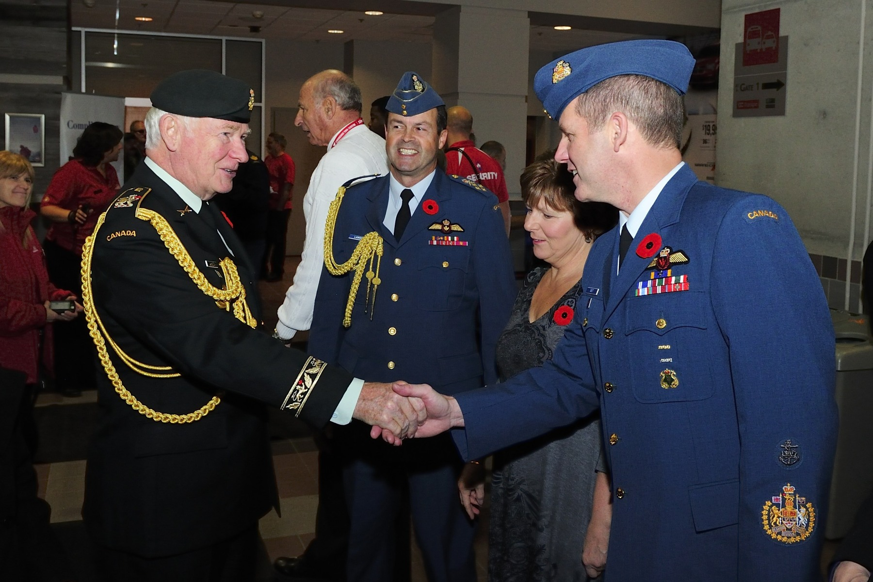 The Governor General of Canada > Photos > Canadian Forces