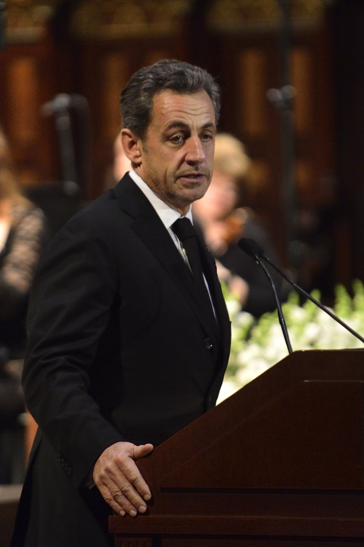 Former President of France Nicolas Sarkozy (2007-2012) talked about the special friendship he developed with Paul G. Desmarais.