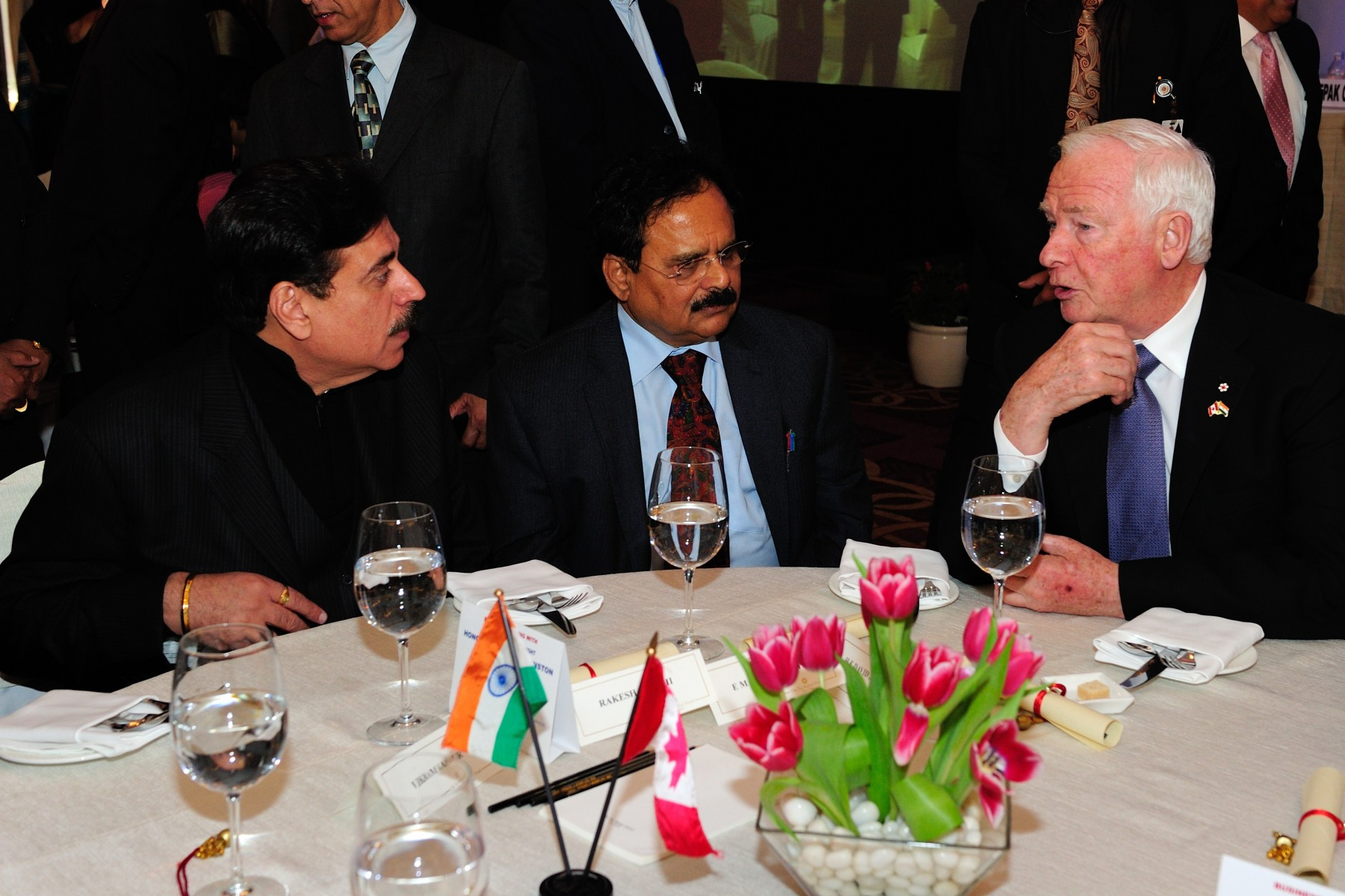The Associated Chambers of Commerce and Industry of India, in partnership with the Federation of Indian Chambers of Commerce and Industry, and the Confederation of Indian Industry, hosted a business luncheon on the occasion of His Excellency's visit to the country to highlight the Canada-India bilateral commercial engagement.