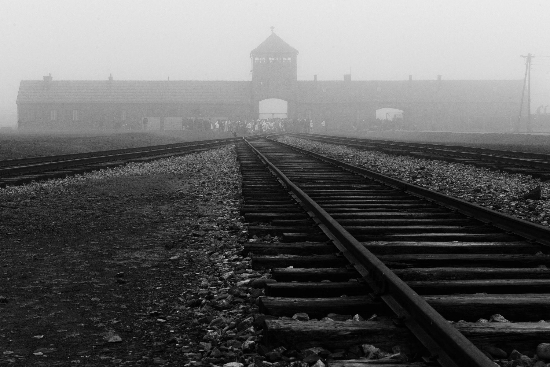All over the world, Auschwitz has become a symbol of terror, genocide and the Holocaust.