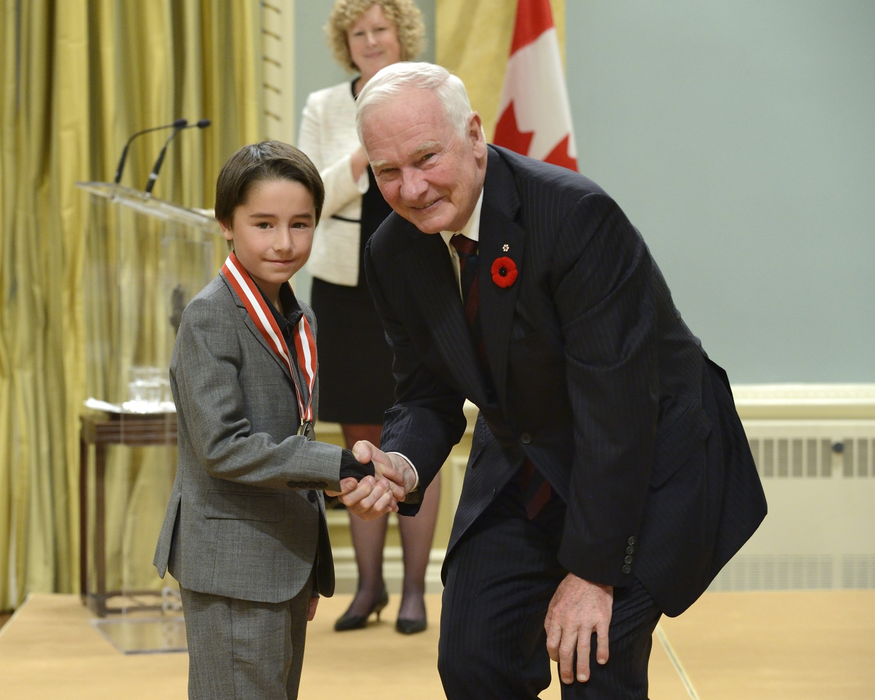 The 19th Governor General's History Awards honour exceptional achievements in five areas: teaching, museums, community programming, scholarly research, and popular media. Charles Bilodeau, of St-Nicolas, in Quebec, won the Kayak Kid's Illustrated History Challenge.