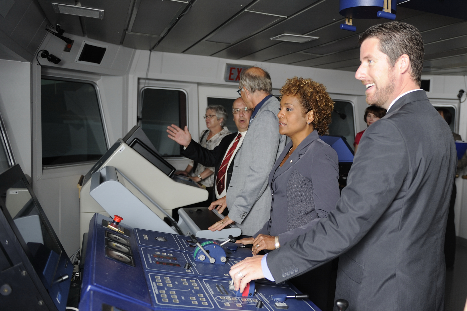 The Centre for Marine Simulation, which began its operations in 1994, possesses the most comprehensive suite of marine simulation capabilities in North America.
