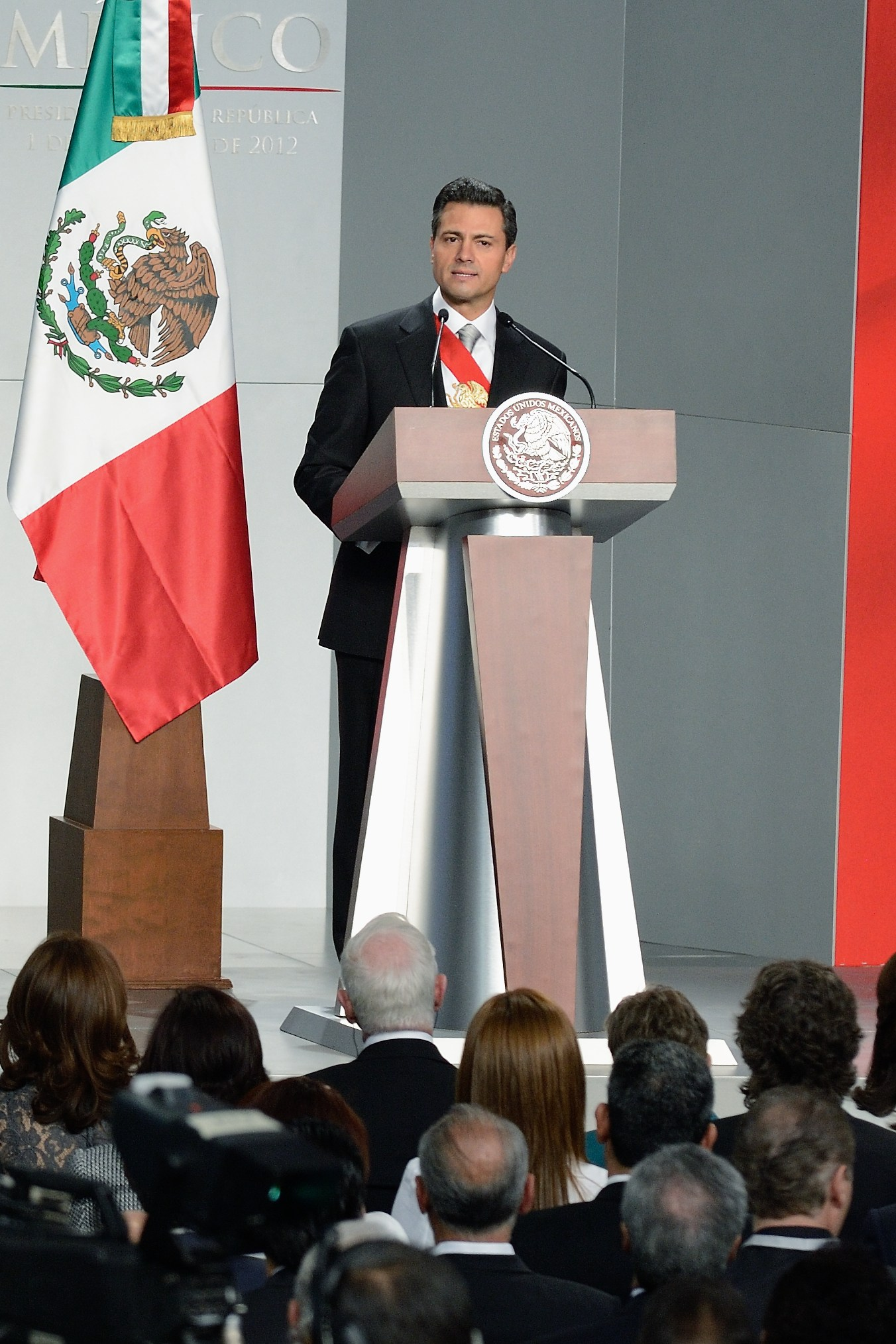 His Excellency Peña Nieto is the 57th president of the United Mexican States.