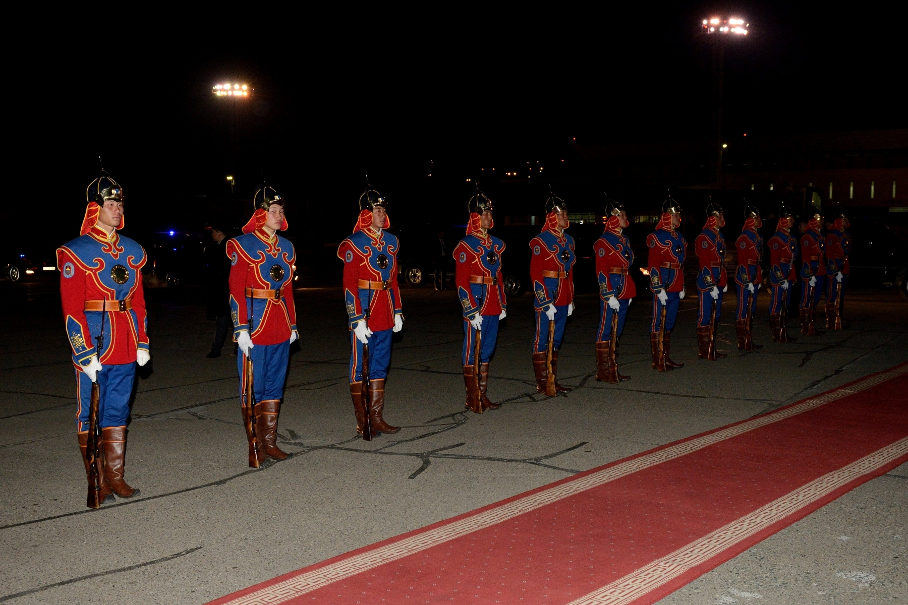 At the request of the Right Honourable Stephen Harper, Prime Minister of Canada, 