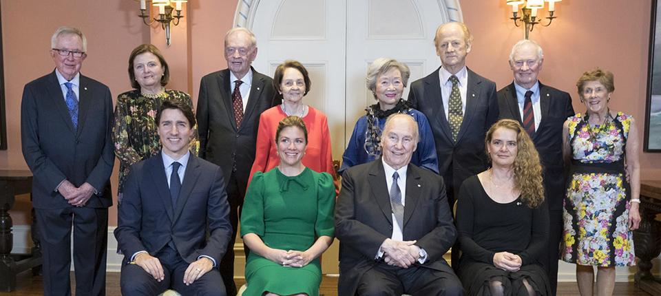 Diamond Jubilee of the Aga Khan | The Governor General of Canada