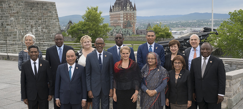 G7 Outreach Session Leaders