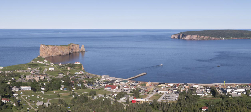 Visit to the Gaspé Peninsula - Day 1