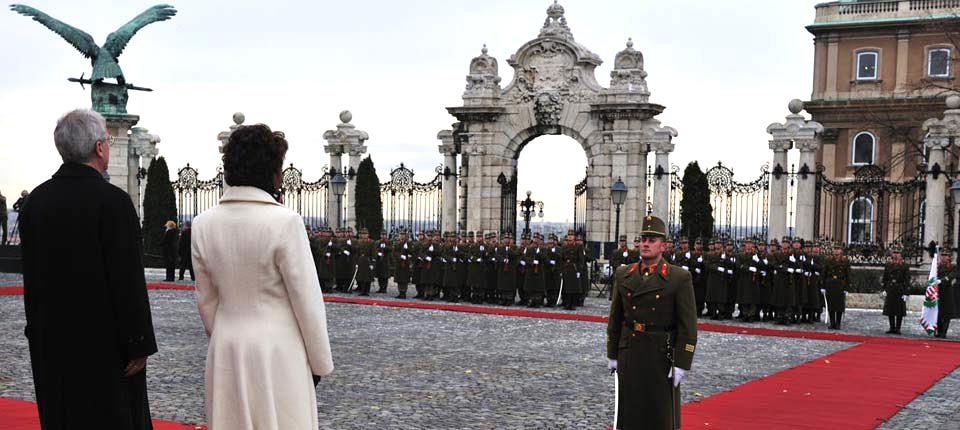 State Visit to Hungary