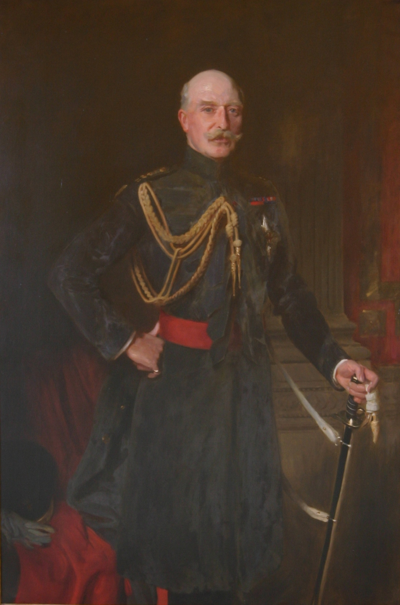 H.R.H The Duke of Connaught