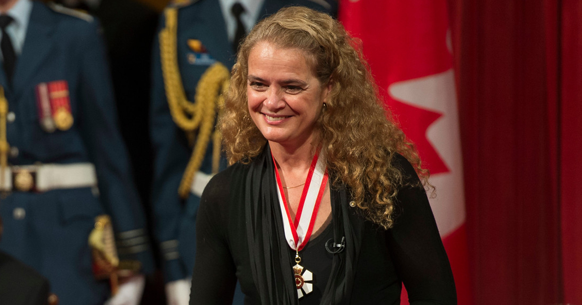 Biography | The Governor General of Canada