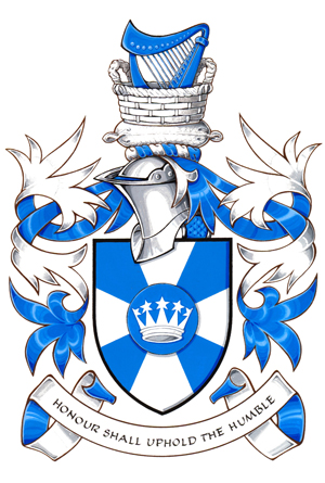 Regina Keon Personal Coat of Arms