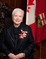 L'honorable Elizabeth Dowdeswell