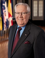 L'honorable W. Thomas Molloy