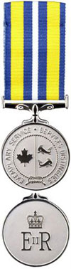 Canadian Coast Guard Exemplary Service Medal | The Governor