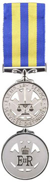 Police Exemplary Service Medal | The Governor General of Canada