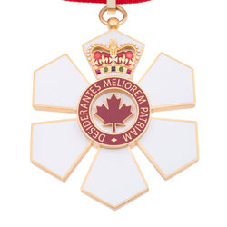 Companion of the Order of Canada Insignia