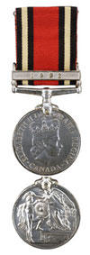 Queen's Medal for Champion Shot