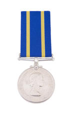 Royal Canadian Mounted Police Long Service Medal