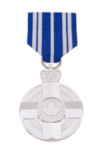 Meritorious Service Medal - Civil Division
