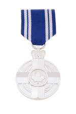 Meritorious Service Medal - Military Division