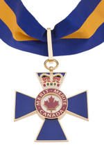 Order of Merit of the Police Forces - Commander