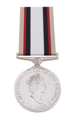 South-West Asia Service Medal