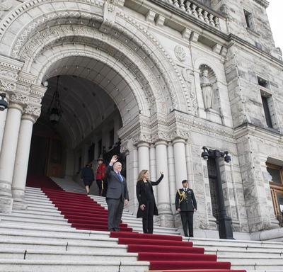 Visit to British Columbia - Day 1