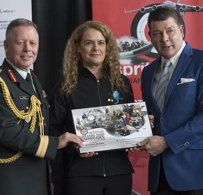 Breaking Down Barricades: Top Women in Defence Awards Ceremony